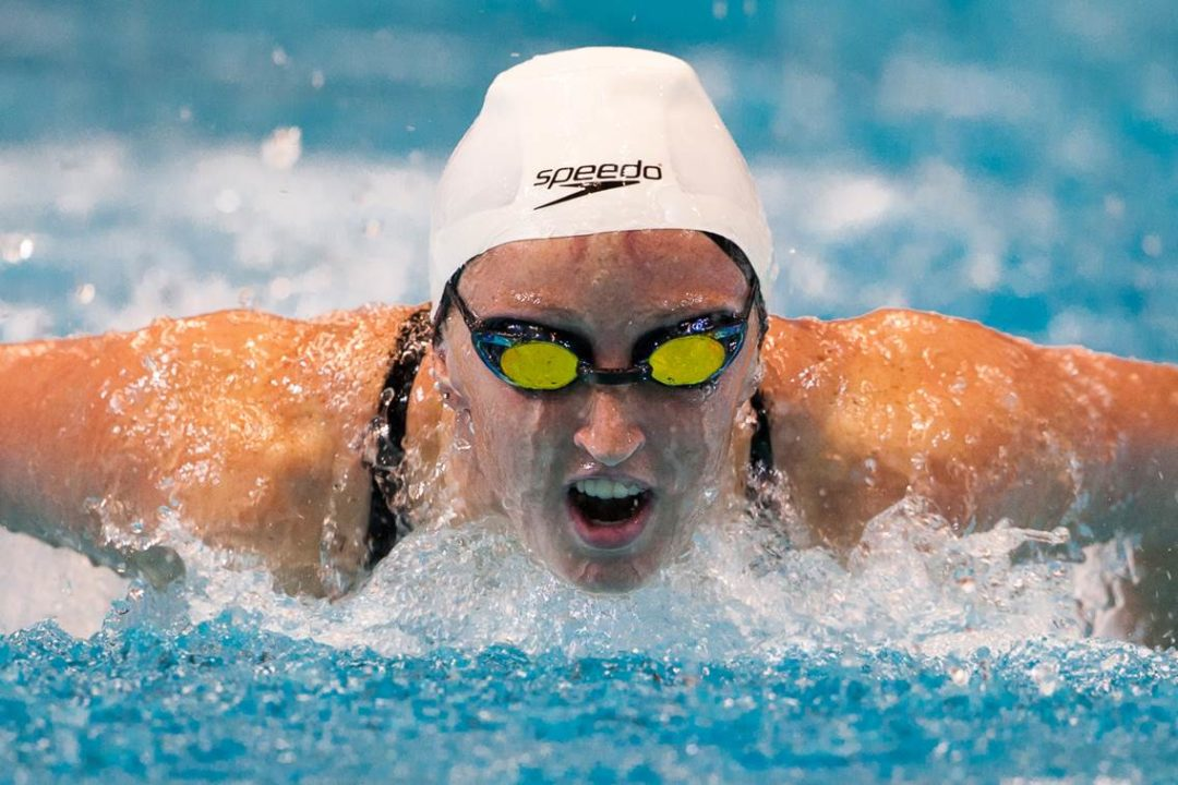 Claire Donahue, Cammile Adams, Sarah Henry Accept Invites for 2013 Duel in the Pool