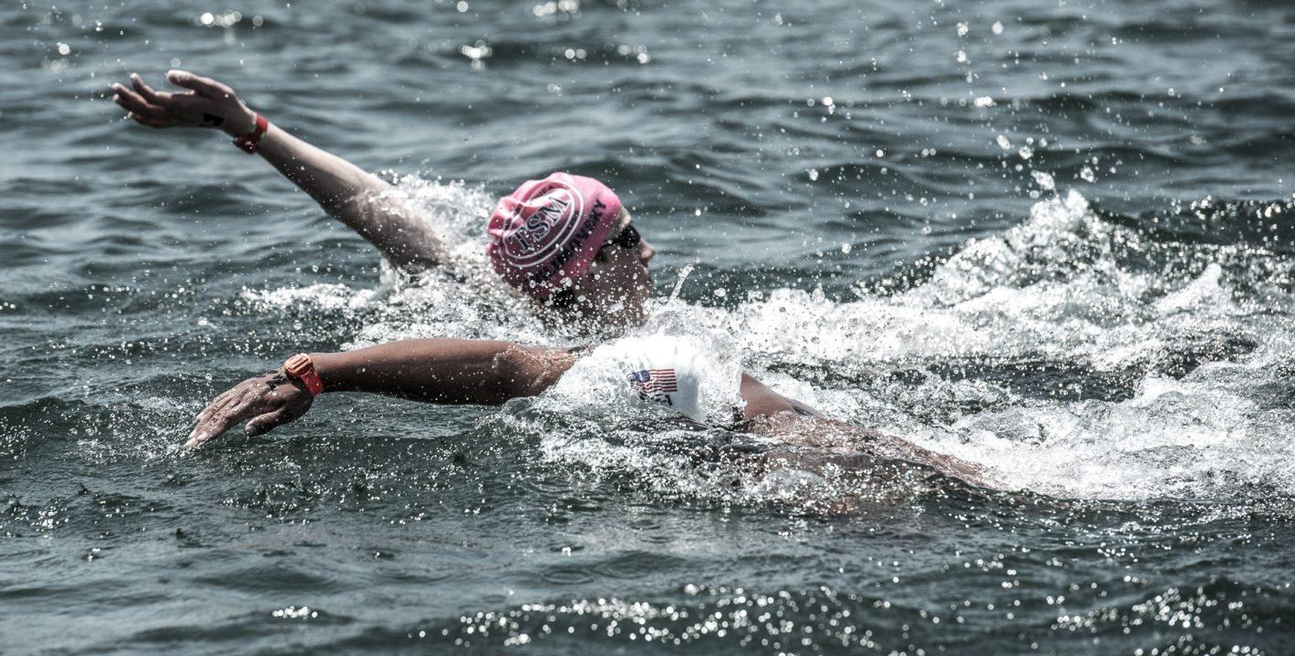 Jordan's take on Open Water Swimming