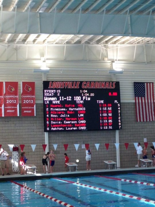 Lakeside's Julia Roy Breaks Historic Mary T. State Record