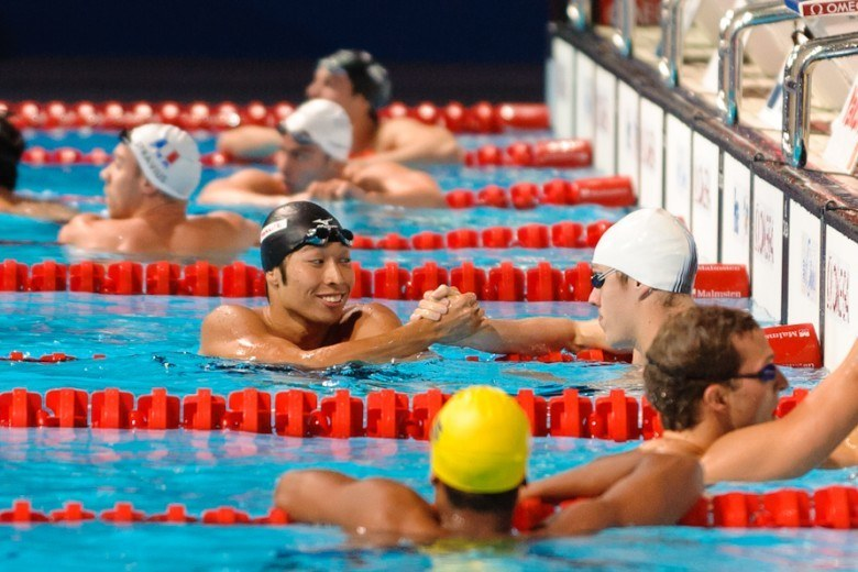 JPN's Kosuke Hagino Set To Test Out Elbow In September Meet