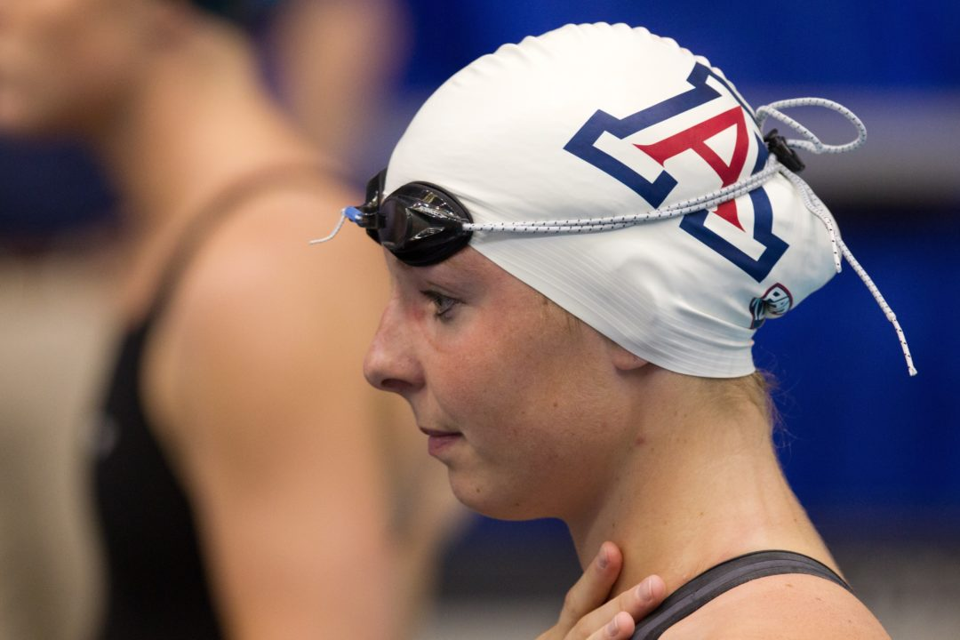 Kait Flederbach, Recently Released From Arizona, Transfers to Indiana University
