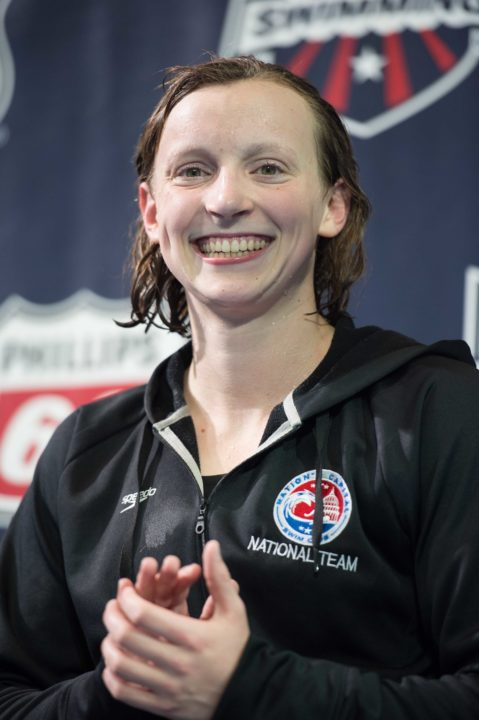 Start Lists Posted for Day 1 of 2013 Duel in the Pool; More Scratches for Europe