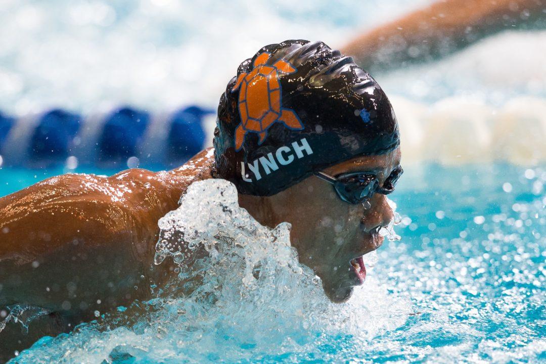 Justin Lynch, Rising Swim Star Photo Vault