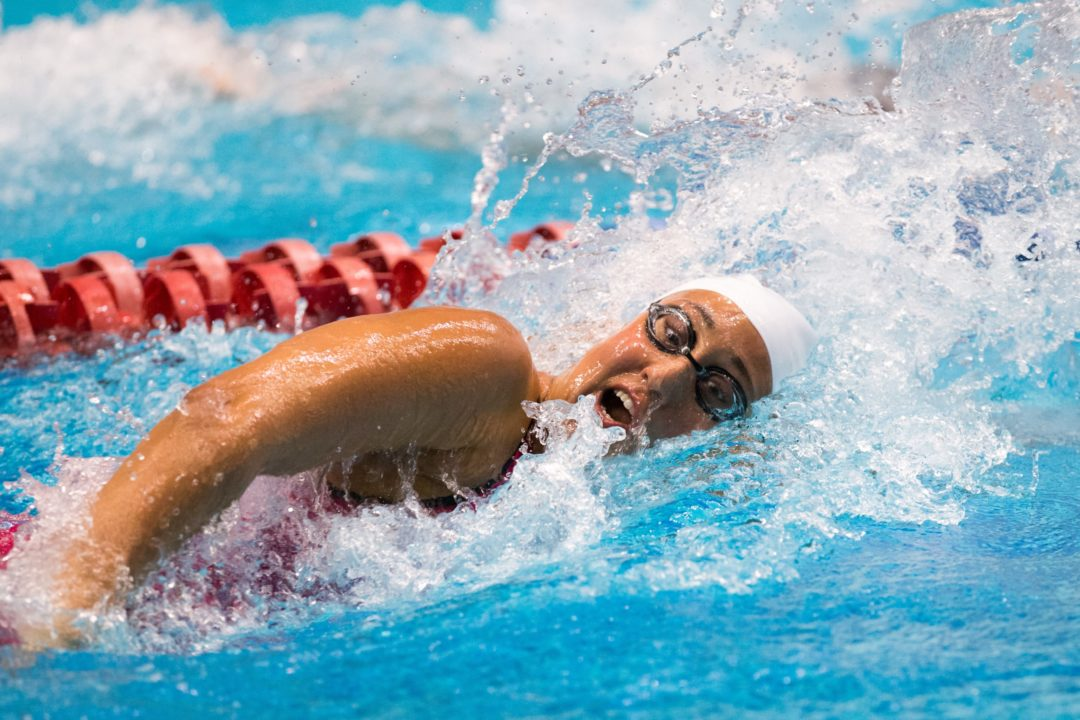 Murez Picks Up 2nd Gold Of Maccabiah Games With 1:59 200 Free