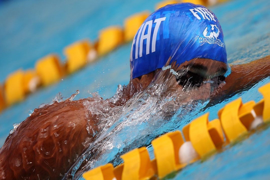 Brazil to Decide Second Spot in 100 Free in Barcelona Swim-Off