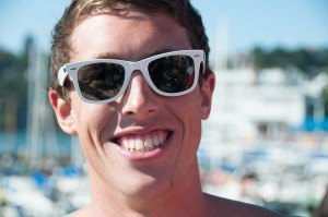FINIS Lands New Zealand Open Water Swim Star Kane Radford