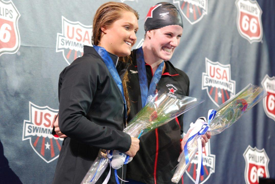2013 World Championship Previews: Women's 100 Backstroke Looks A Lot Like 'Chalk'