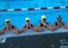 Scotsdale Aquatic Club Girls NAG Record