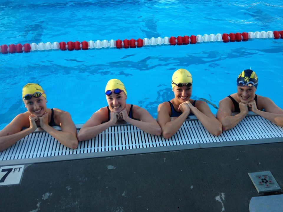 Scottsdale Aquatic Club Breaks Three National Age Group Records on Thursday