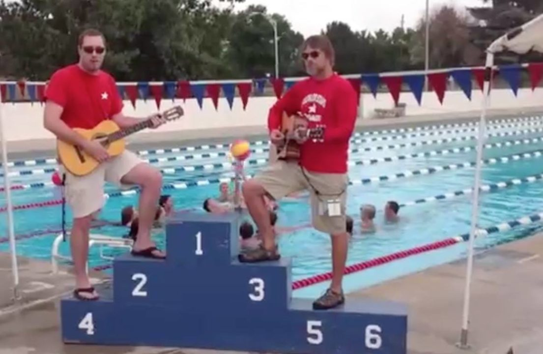 Colorado Stars Swim Team Produces Ultimate Taper Video – Geico Commercial Spoof