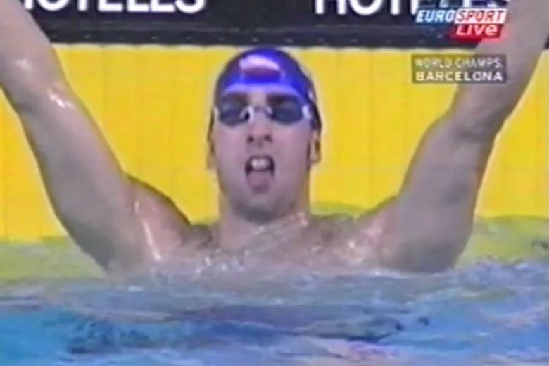 8:10, The Story of British Swimming Success at Barcelona 2003 – Documentary Film