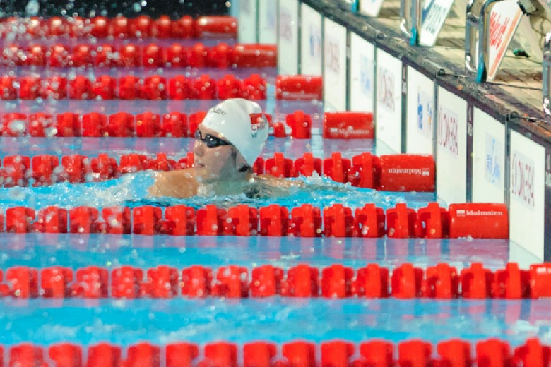 Ye Shiwen Rebounds to Win 200 IM at Chinese Nationals
