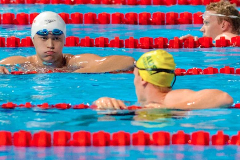 2013 FINA World Championships Day 1 Prelims LIVE Recap