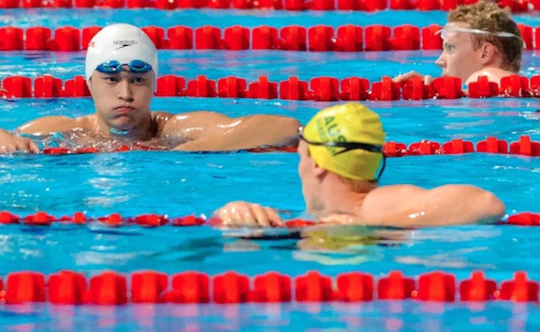 Swimming at the 2013 World Aquatics Championships