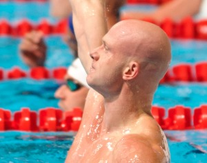 Video Interview: 100 Breaststroke Champion Damir Dugonjic Working On Controlling Front Half Speed
