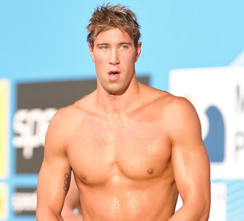 Matt Grevers, 100 backstroke winner, 2013 FINA Worlds (Photo Credit Victor Puig, victorpuig.com)