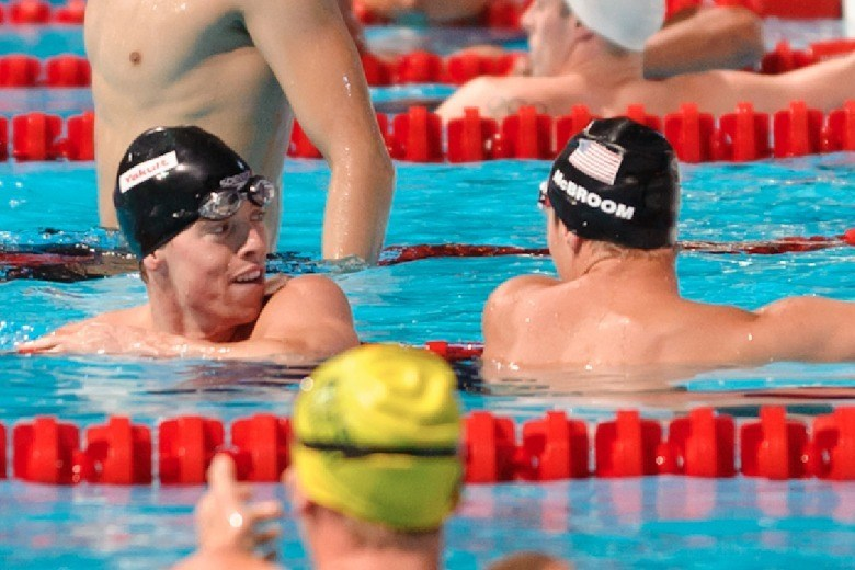 US Report Day 4: American Men's Distance Swimming is Back