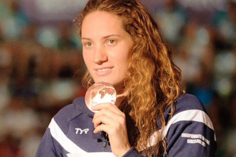 Olympic Gold Medalist Camille Muffat Killed in Helicopter Crash in Argentina