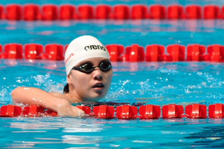Chinese National Championships Day Two