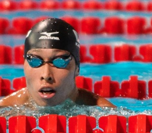 Hagino Wins 3, Lacourt Ties Season-Best 50 Back At French Open Day 2