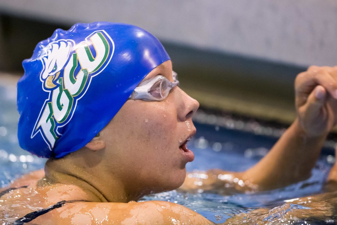 Florida Gulf Coast's Emma Svensson nominated for NCAA Woman of the Year
