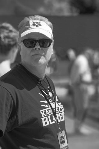 Kansas City Blazer Head Coach Gardner Howland.  (photo: Mike Lewis, Ola Vista Photography)