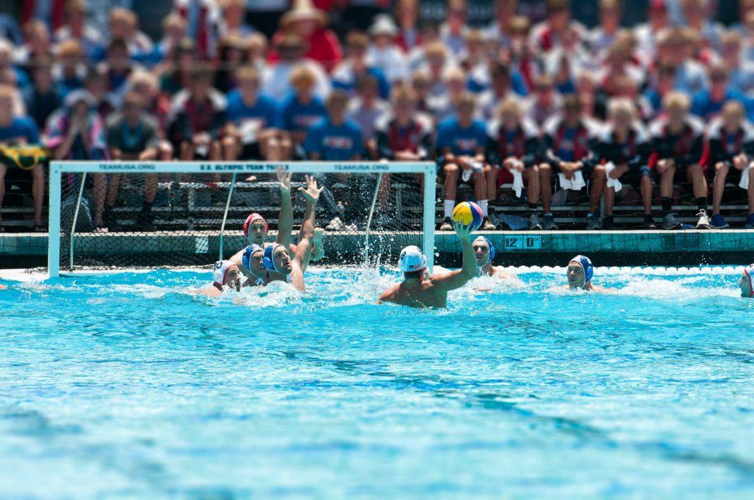 USA Men Fall To Serbia 4-3 (15-8) In Exhibition Match At Sold Out UC-Davis