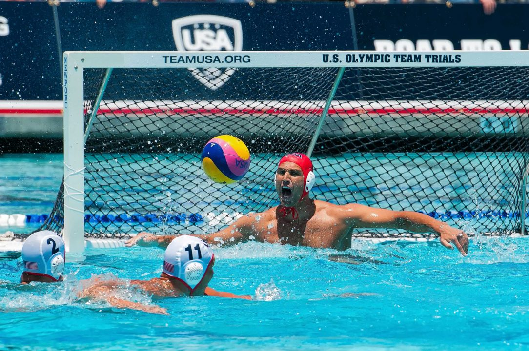 WATER POLO: USA Men Downed By Germany 20-12 On Day Two Of Volvo Cup Play