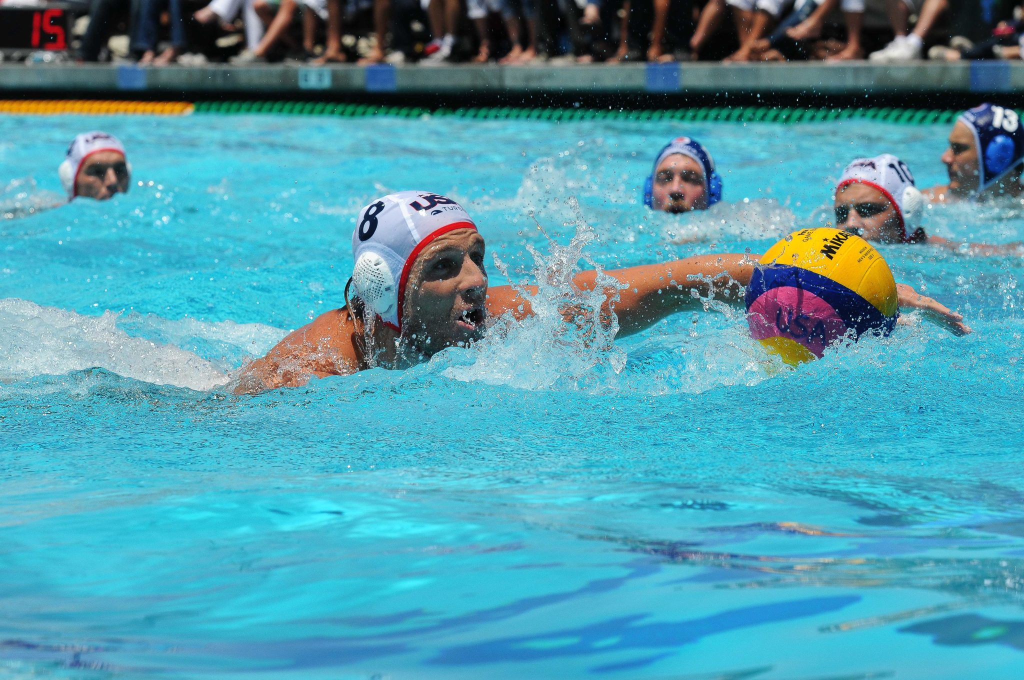 WATER POLO: USA Men Finish Volvo Cup With 12-5 Loss To Hungary