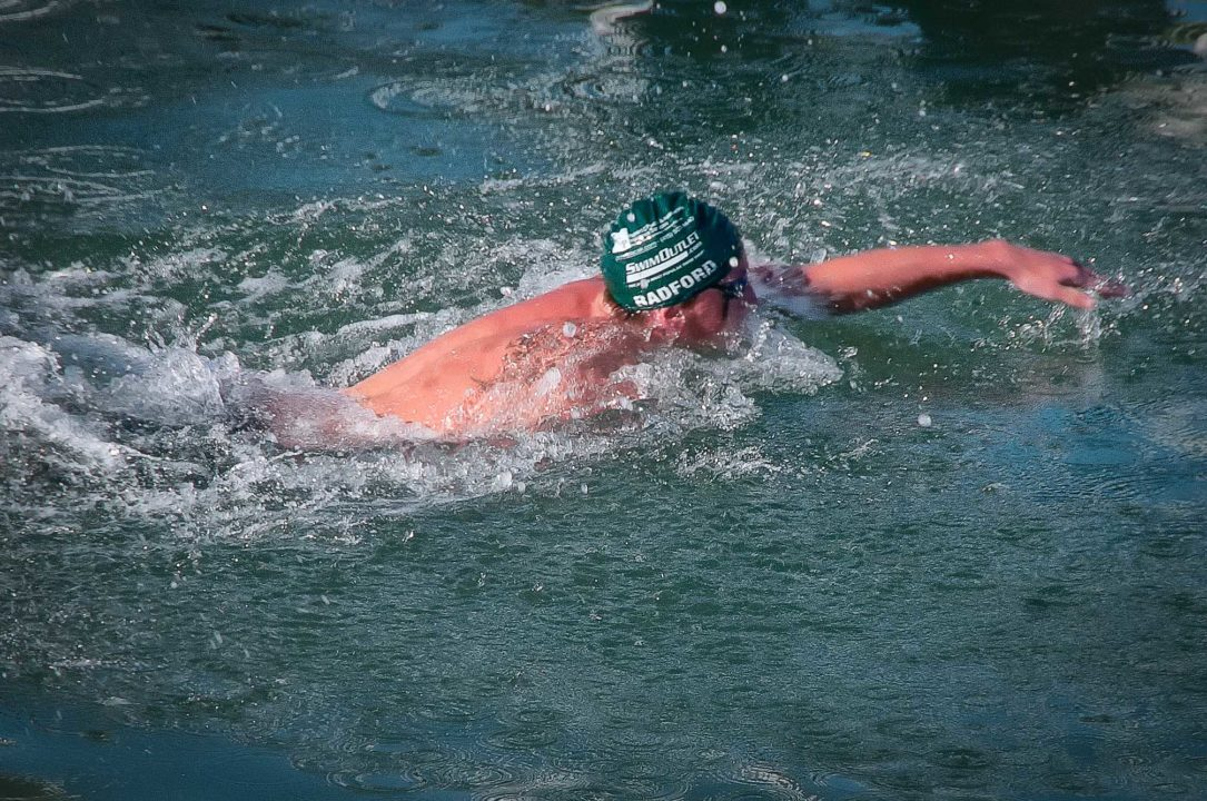 What was is like in there? Perspective from inside the men's 10K open water swim in Barcelona
