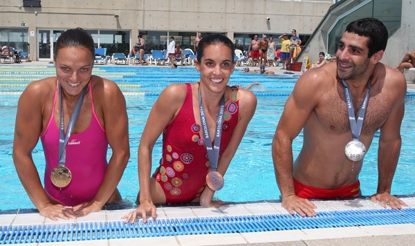FINA Presents the Medals; Prize Money for the 2013 World Championships
