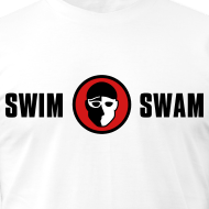 SwimSwam classic t-shirt (American Apparel)