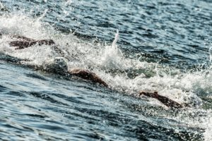 James Savage, 13, Becomes Youngest To Complete 'Godfather' Open Water Swim