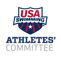 USA Swimming Athletes Committee logo