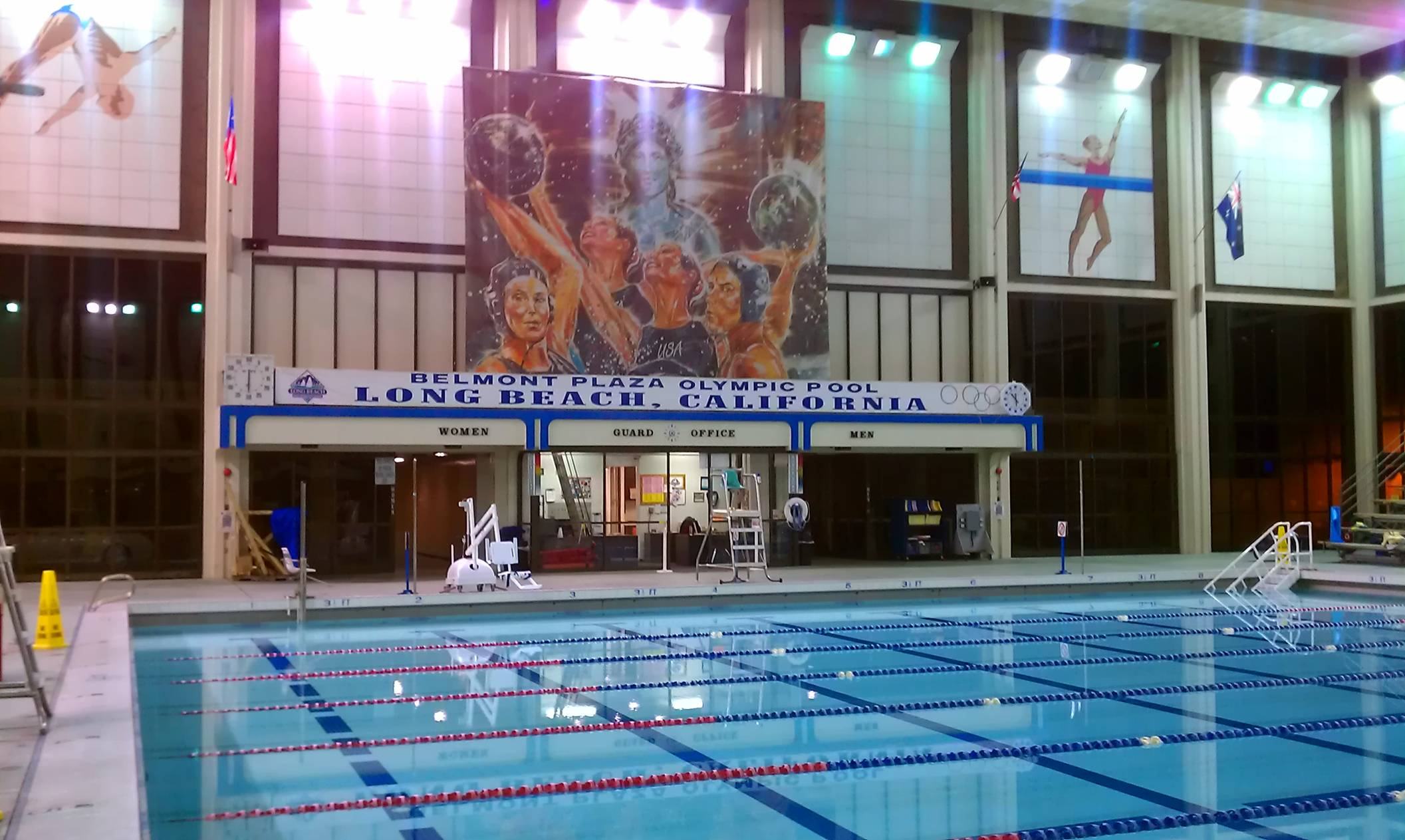 new belmont pool will only be capable of outdoor long course meets to open in 2017 - Olympic Swimming Pool 2017
