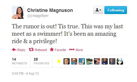 Christine Magnuson Twitter