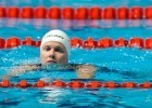 Britta  Steffen 100 freestyle 2013 FINA Worlds (Photo Credit Victor Puig, victorpuig.com)