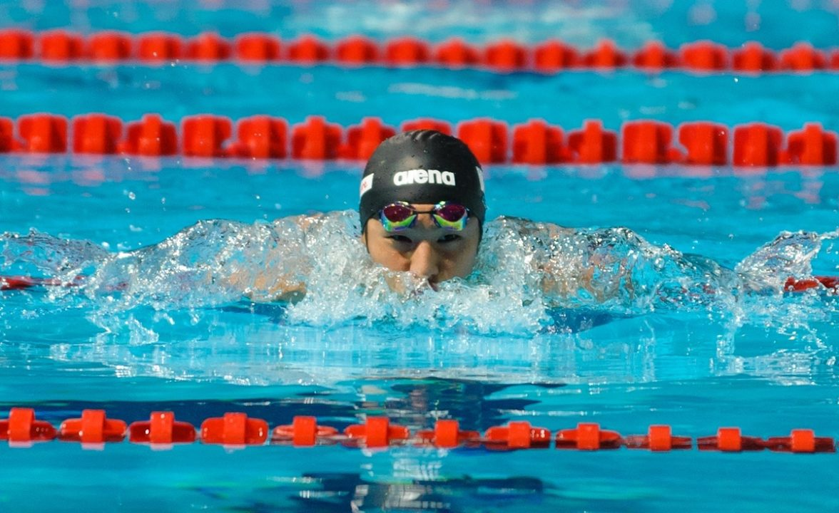 Seto Ends Mare Nostrum Series With Another Meet Record in the 400 IM