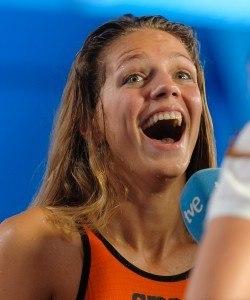 Yuliya Efimova – I'm so happy to be back (Video Interview)