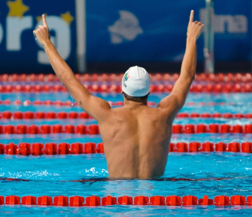 2014 Swammy Awards: Male Swimmer of the Year