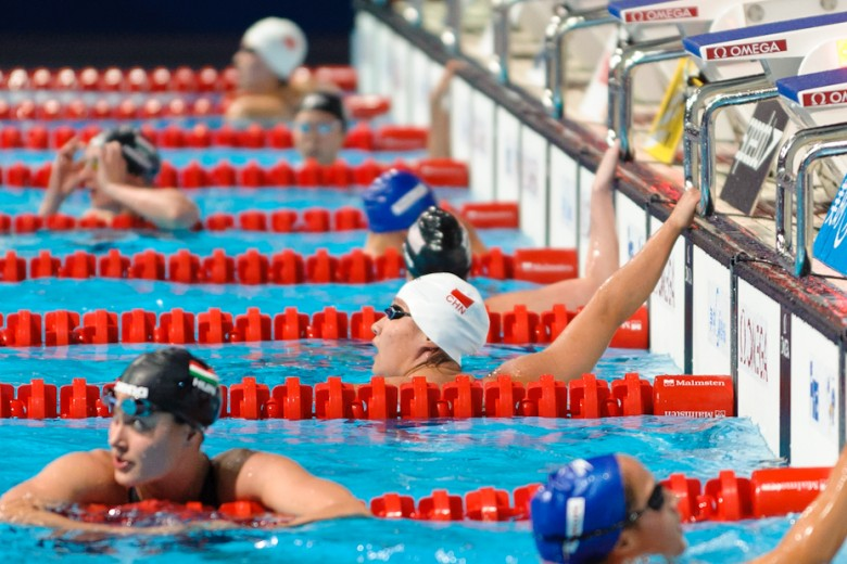 SwimSwam Pulse: 40% Pick W 200 Fly As Longest-Lasting World Record