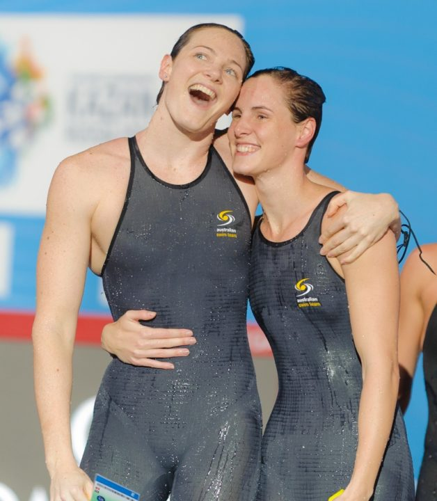 Team Australia Lands in Perth for Aquatic Super Series, Set to Begin on Friday