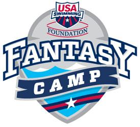 USA Swimming Foundation, Fantasy Camp Logo