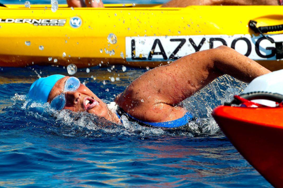 "5th time a charm? Nyad's ""Final"" Cuba to Florida Swim Start Very Near"