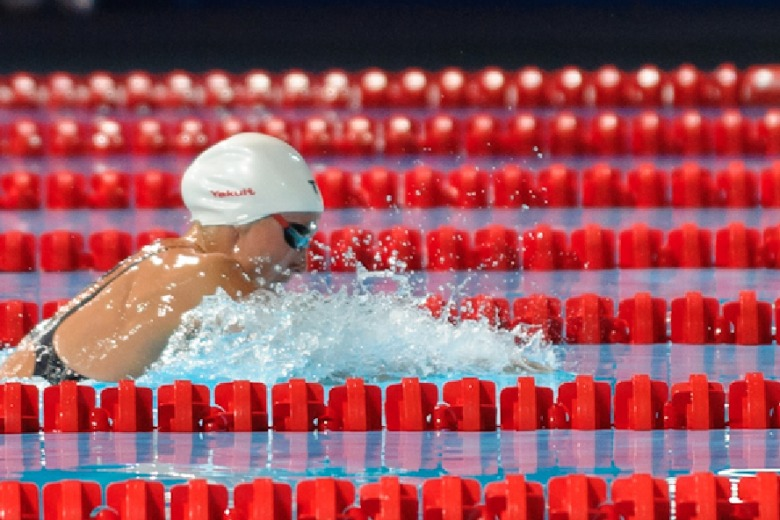Rikke Moeller-Pedersen Breaks Rebecca Soni's 200 Breast World Record
