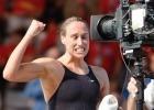 Rikke Moller Pedersen, 200 breaststroke prelim, 2013 FINA Worlds (Photo Credit Victor Puig, victorpuig.com)