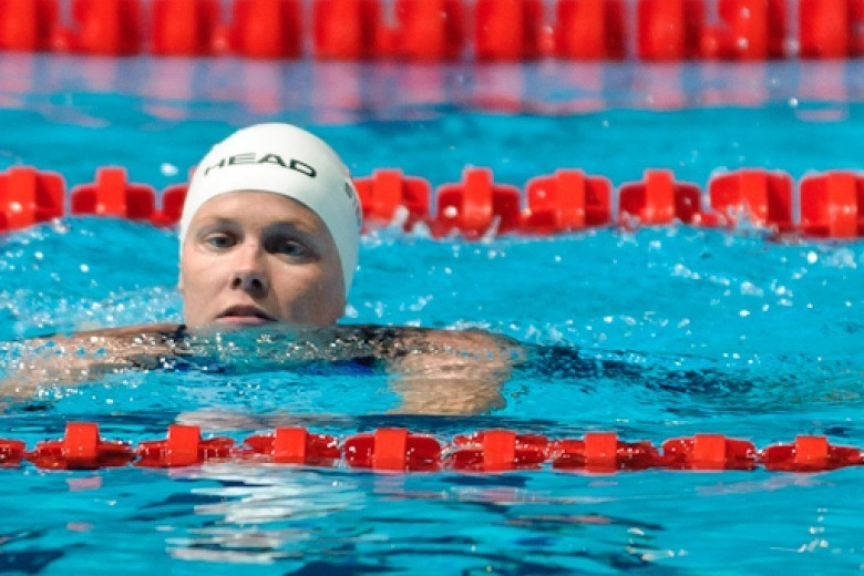 Epic Swims: Britta Steffen Blows Away the 50 Freestyle World Record in Rome