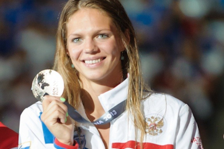 Yulia Efimova Suspended For 16 Months, Stripped of Medals and World Record