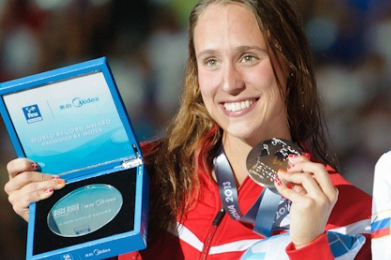 Se retira la recordwoman mundial Rikke Møller Pedersen