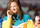 Cate Campbell, 100 free winner, 2013 FINA World Championships (Photo Credit: Victor Puig)